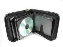 Cadre pour le CD Photographie stock