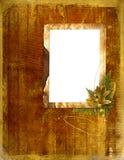 Cadre pour une photo ou des invitations illustration libre de droits