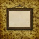 Cadre pour une photo ou une lettre Image stock