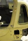 Cadre rouillé de camion Photo libre de droits