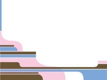 Cadre subtile illustration de vecteur