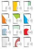 Cadres blanc de logiciel Photo libre de droits