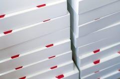 Cadres blancs Photo libre de droits