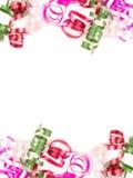 Cadres colorés de bande Photographie stock libre de droits