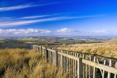 Cadres écossais Image libre de droits