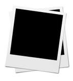 Cadres d'appareil-photo instantané Photographie stock libre de droits