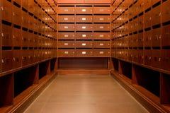 Cadres de courrier Image stock