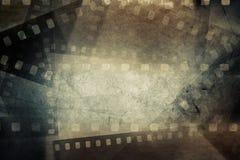 Cadres de film Photographie stock libre de droits