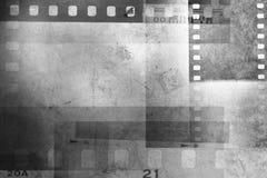 Cadres de film Images libres de droits