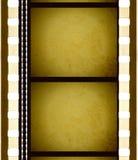 Cadres de pellicule cinématographique de vintage Images stock