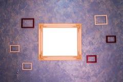 Cadres de photo Photos libres de droits