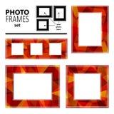 Cadres de photo Photographie stock libre de droits