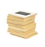 Cadres de photo pour la glissière Photos stock