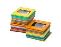 Cadres de photo pour la glissière Images stock