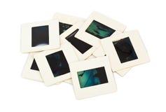 Cadres de photo pour la glissière Photo stock