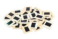 Cadres de photo pour la glissière Image stock