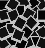 Cadres de tableau instantanés Photos libres de droits