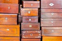 Cadres en bois photo stock