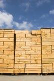 Cadres en bois Photographie stock libre de droits