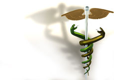 Caduceus Stock Photos