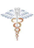 Caduceus Royalty Free Stock Photography