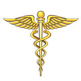 Caduceus Stock Images