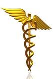 Caduceus Medical Symbol Stock Images