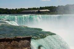 Caduta del Niagara Fotografia Stock Libera da Diritti