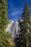 Caduta del Yosemite, sosta nazionale del Yosemite Fotografie Stock