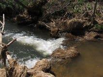 Caduta dell'acqua Immagine Stock Libera da Diritti
