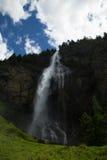 Caduta dell'acqua di Fallbach, Carinzia, Austria Immagine Stock Libera da Diritti