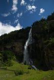 Caduta dell'acqua di Fallbach, Carinzia, Austria Fotografia Stock Libera da Diritti