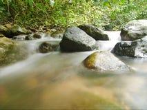 Caduta dell'acqua in Tailandia Fotografia Stock Libera da Diritti