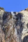 Caduta di Bridalveil, Yosemite Fotografie Stock Libere da Diritti
