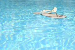 Caduta di vibrazione di galleggiamento fotografia stock libera da diritti