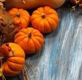 Caduta e fondo di Halloween Immagini Stock