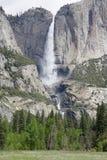Caduta superiore del Yosemite Fotografie Stock