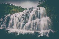 Cadute dei panettieri Horton Plains National Park La Sri Lanka Fotografie Stock