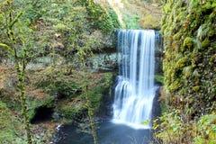 Cadute del sud più basse, Oregon fotografia stock libera da diritti