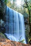 Cadute del sud più basse, Oregon fotografie stock libere da diritti