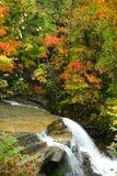 Cadute dell'acqua di Brandywine Fotografie Stock