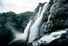 Cadute dell'acqua di Cauvery Fotografia Stock Libera da Diritti