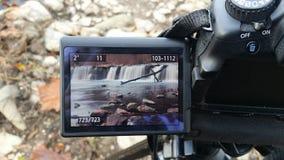 Cadute dell'arenaria Fotografie Stock Libere da Diritti