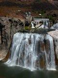 Cadute della shoshone - Idaho Fotografia Stock Libera da Diritti