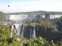 Cadute di Iguaçu fotografie stock libere da diritti