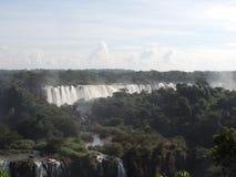 Cadute di Iguaçu Immagini Stock
