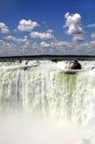 Cadute di Iguacu Immagini Stock Libere da Diritti