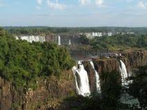 Cadute di Iguassu, Brasile Immagini Stock Libere da Diritti