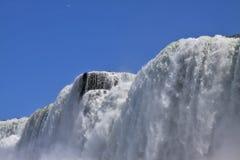 Cadute di Niagara_American Immagini Stock Libere da Diritti