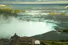 Cadute a ferro di cavallo, Niagara fotografia stock
